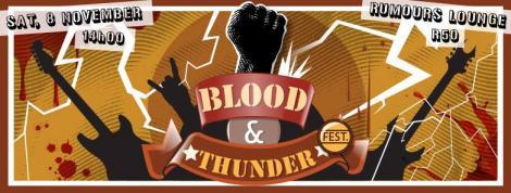 Blood & Thunder Fest