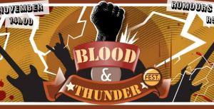 Blood & Thunder Fest